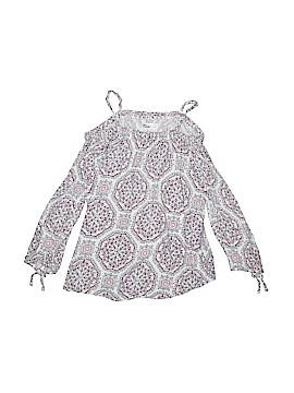 Epic Threads Long Sleeve Blouse Size X-Large (Youth)