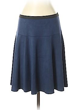Karen Kane Faux Leather Skirt Size S