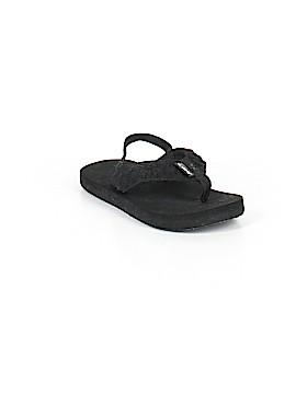 Reef Sandals Size 9 - 10 Kids