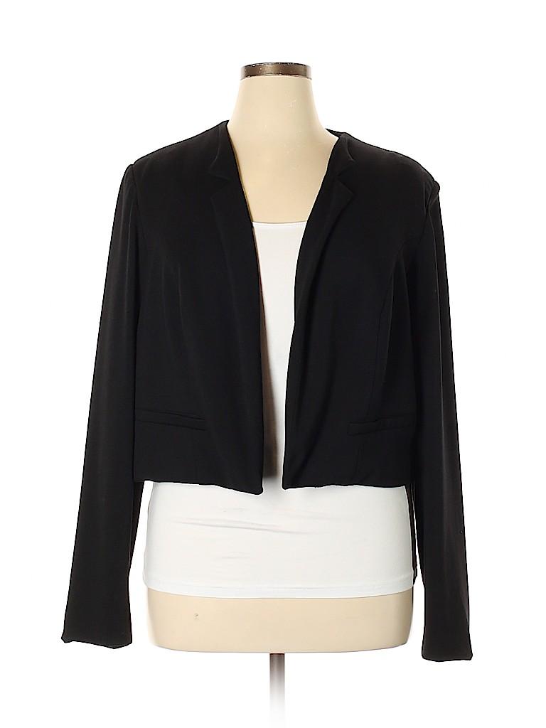 City Chic Women Blazer Size 22 Plus (XL) (Plus)
