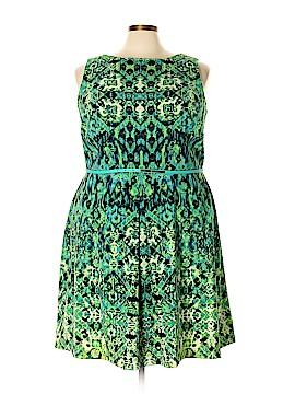 Studio by London Times Casual Dress Size 18 (Plus)