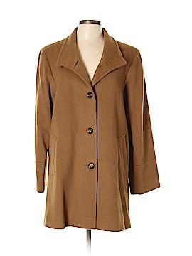 Fleurette Wool Coat Size 14