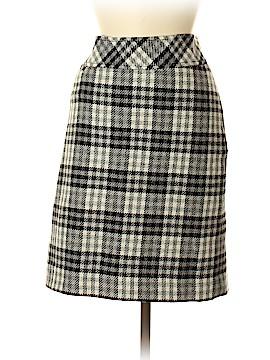 L.L.Bean Wool Skirt Size 6