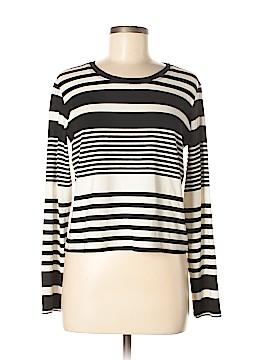 Trina Turk Long Sleeve T-Shirt Size M