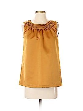 Simply Vera Vera Wang Sleeveless Blouse Size 4