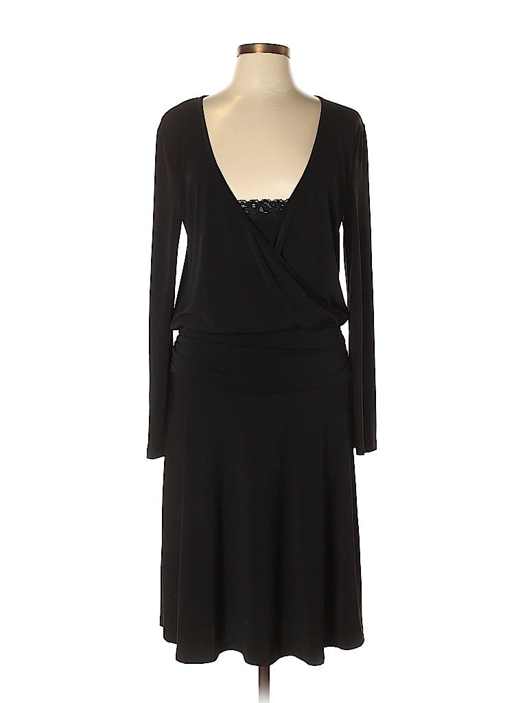 Shape FX Women Casual Dress Size 10