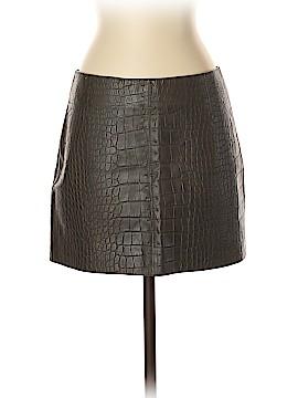 Alexander Wang Leather Skirt Size 4