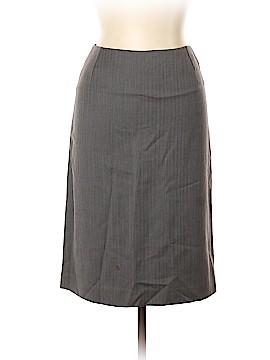 Barneys New York Wool Skirt Size 12