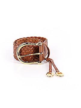 Michele Michelle Leather Belt Size S