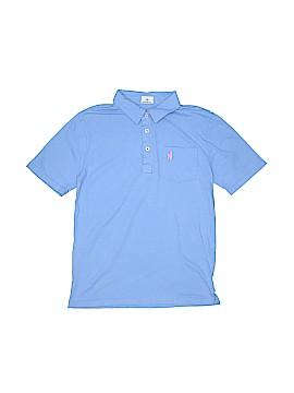 Johnnie-O Short Sleeve Polo Size 10