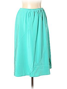 Shamask Silk Skirt Size XL (3)
