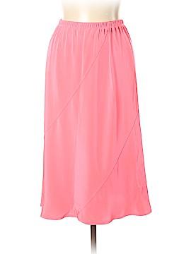 Shamask Silk Skirt Size Lg (2)