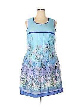 Gabby Skye Casual Dress Size 16W