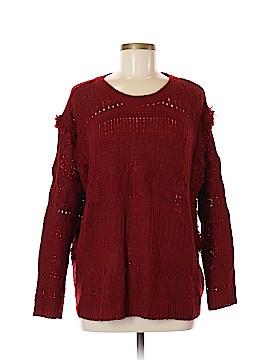 Ash Rain + Oak Pullover Sweater Size M