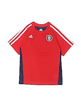 Adidas Short Sleeve Jersey Size 4T