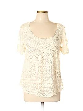 Meadow Rue Short Sleeve Top Size L