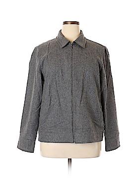 Madison Studio Wool Coat Size 16