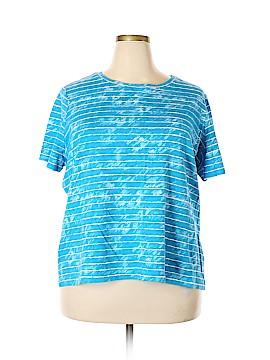 Studio Works Short Sleeve T-Shirt Size 3X (Plus)