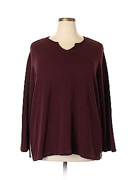 Casual Corner Annex Pullover Sweater Size 3X (Plus)