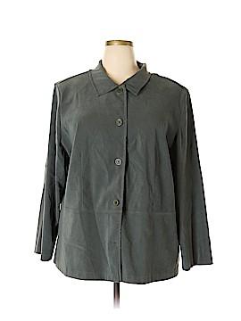 Jaclyn Smith Blazer Size 3X (Plus)