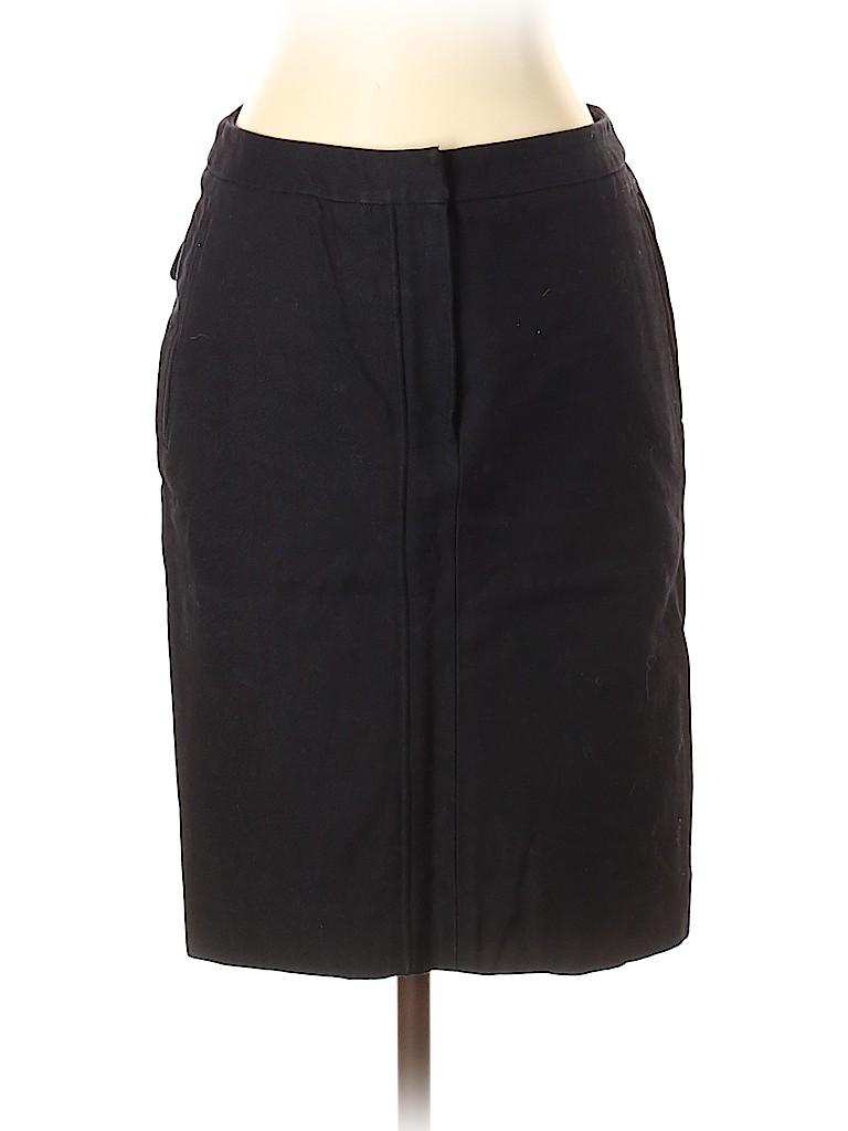 Yves Saint Laurent Rive Gauche Women Casual Skirt Size 38 (EU)