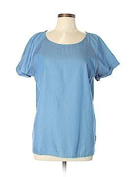 Allegra K Short Sleeve Blouse Size XL