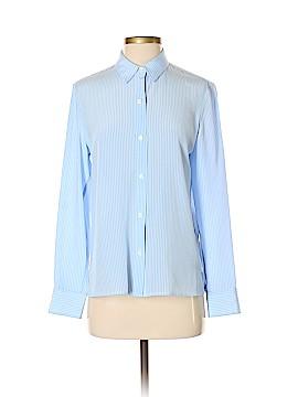 Rag & Bone/JEAN Long Sleeve Silk Top Size S