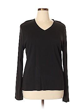 Cherokee Long Sleeve T-Shirt Size XXL