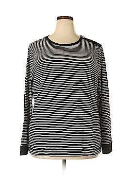 Lauren Jeans Co. Long Sleeve T-Shirt Size 3X (Plus)