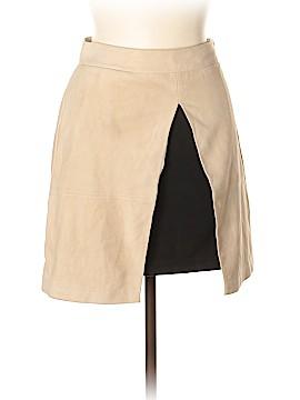 Alice + olivia Leather Skirt Size 8