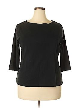 Avenue 3/4 Sleeve T-Shirt Size 18 (Plus)