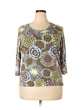 Bianca 3/4 Sleeve T-Shirt Size 18 (Plus)