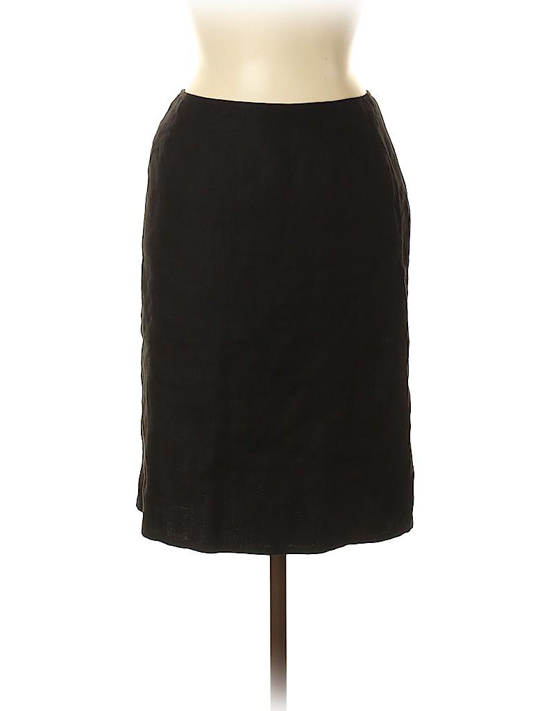 Oscar De La Renta Women Casual Skirt Size 6