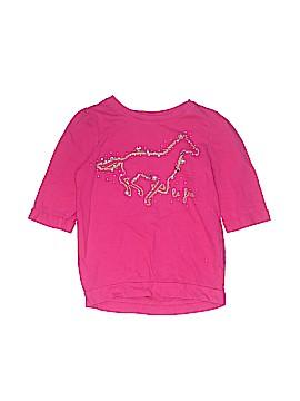 SONOMA life + style 3/4 Sleeve T-Shirt Size 4