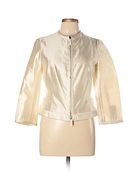 Agnona Silk Blazer Size 42 (IT)