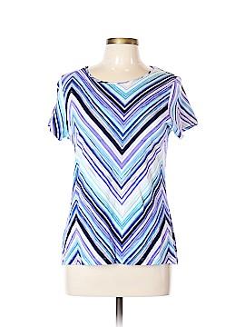 St. John's Bay Short Sleeve T-Shirt Size L (Petite)