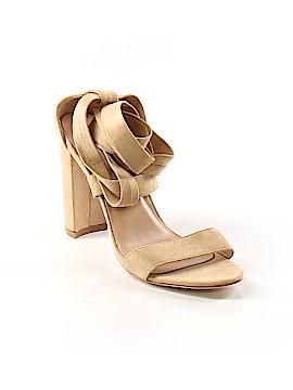 Glaze Heels Size 8