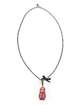 K Necklace One Size