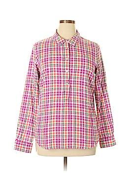 Vineyard Vines Long Sleeve Button-Down Shirt Size 14