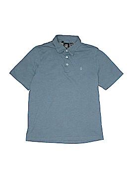Volcom Short Sleeve Polo Size 12