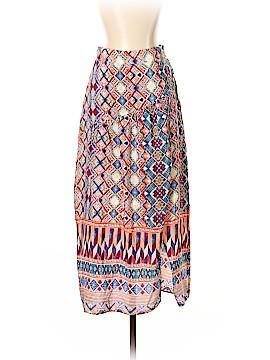 HD in Paris Silk Skirt Size 2