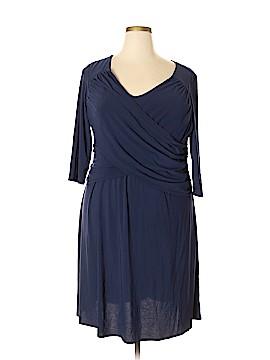 B-slim Casual Dress Size 2X (Plus)