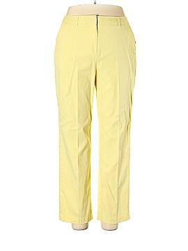 Larry Levine Casual Pants Size 16