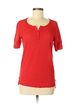 Stateside Short Sleeve Henley Size XS