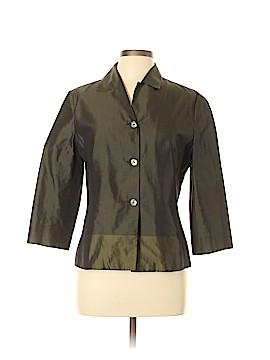 Les Copains 3/4 Sleeve Button-Down Shirt Size 44 (IT)