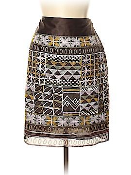 Etcetera Silk Skirt Size 12