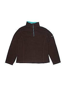 L.L.Bean Fleece Jacket Size 10 - 12