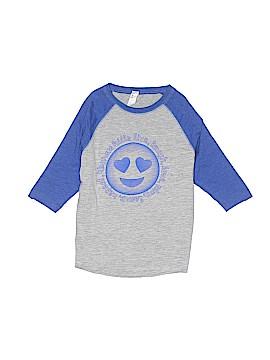 LAT 3/4 Sleeve T-Shirt Size X-Small (Kids)