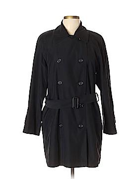 London Fog Trenchcoat Size L (Petite)