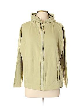 Villager Sport by Liz Claiborne Zip Up Hoodie Size XL